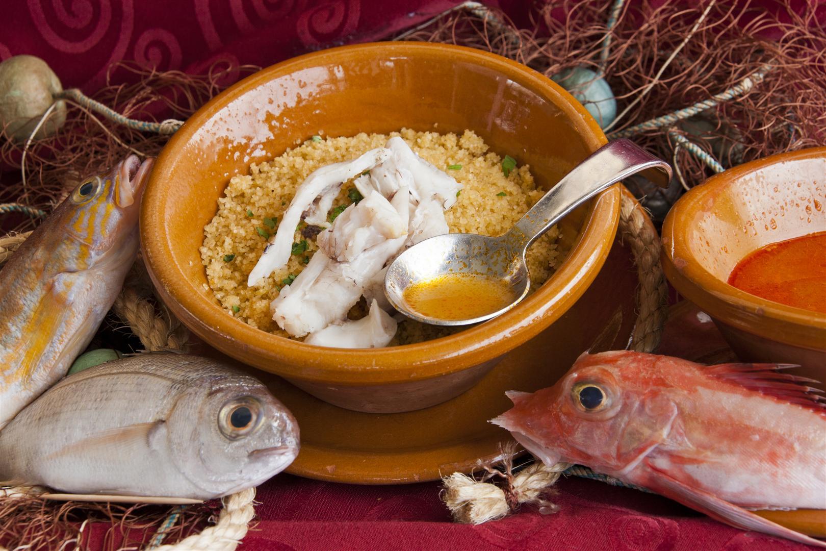 Cùscusu di pesce