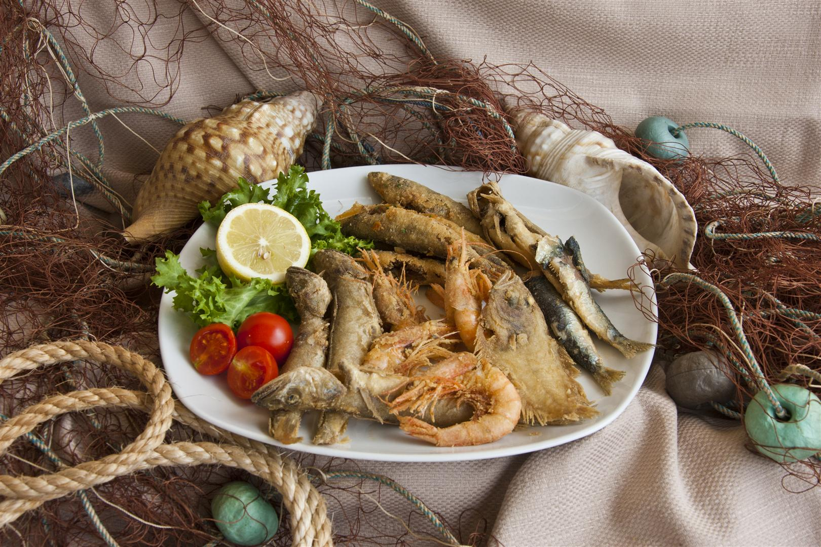 You are currently viewing Fritto misto di paranza
